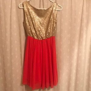 Francesca's party/homecoming dress - size small